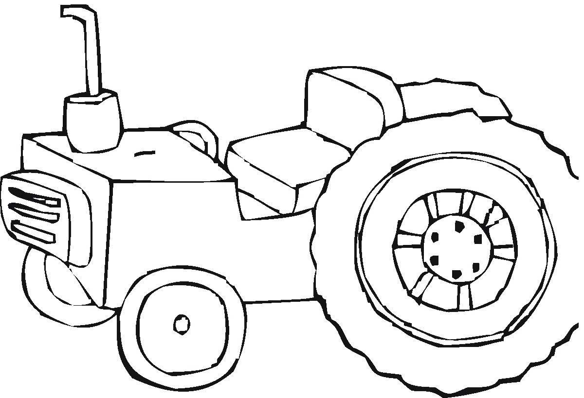 tractor pictures to color tracter pull free coloring pages pictures color to tractor