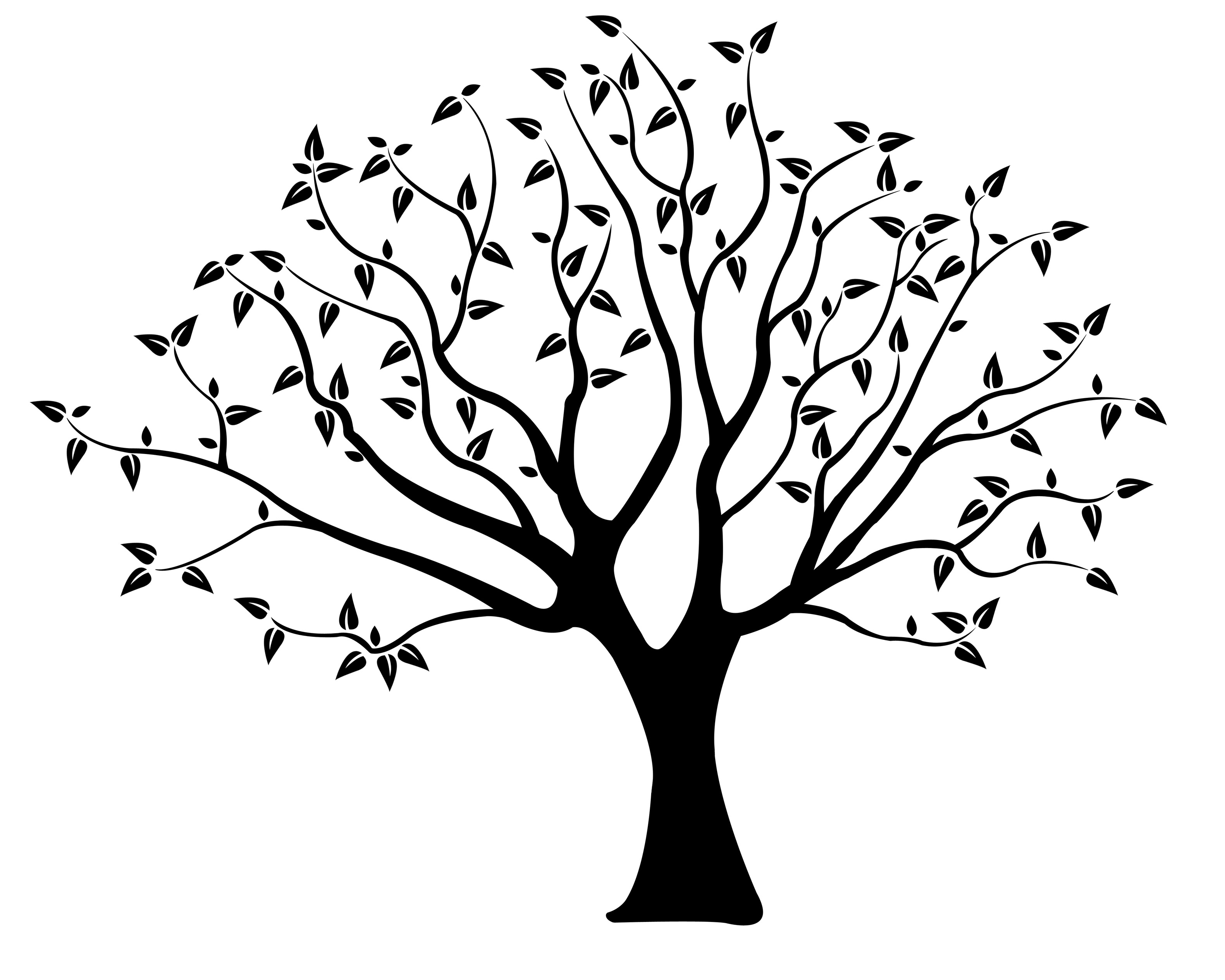 tree of life silhouette celtic tree of life silhouette illustrations creative tree life of silhouette