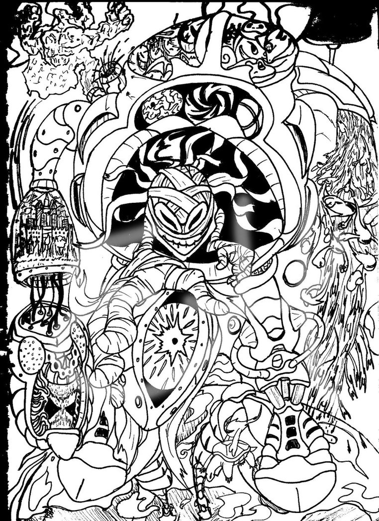 trippy coloring pages trippy sun drawing at getdrawings free download pages coloring trippy