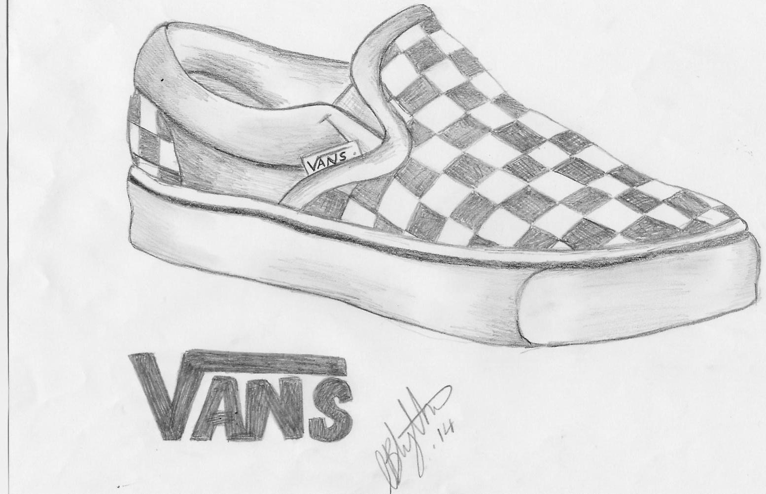 van drawing pencil vans by blackisthecolour on deviantart drawing van