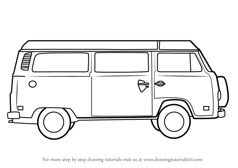 van drawing revit commercial van families to bring scale and realism drawing van