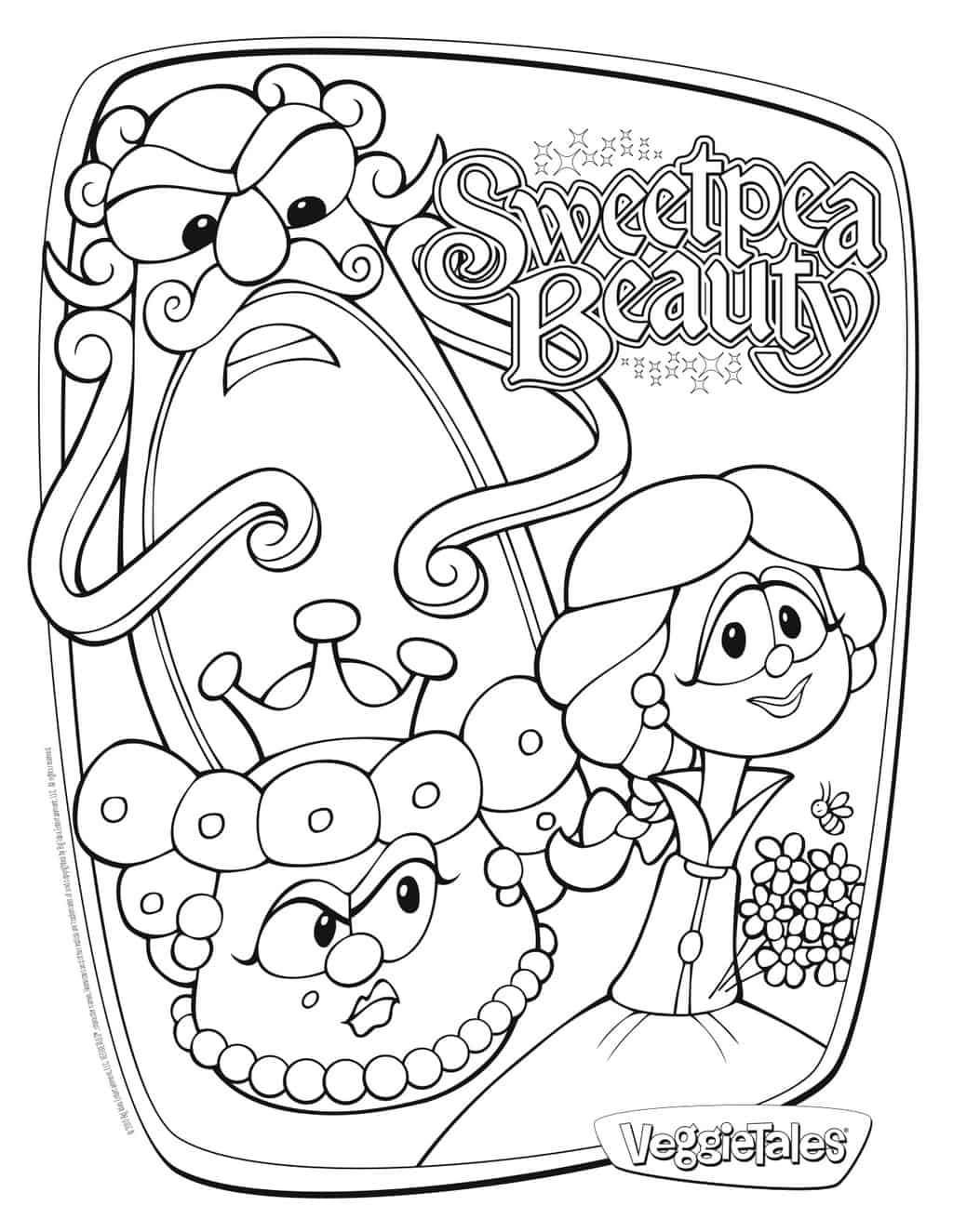 veggietales coloring pages free printable veggie tales coloring pages for kids coloring veggietales pages