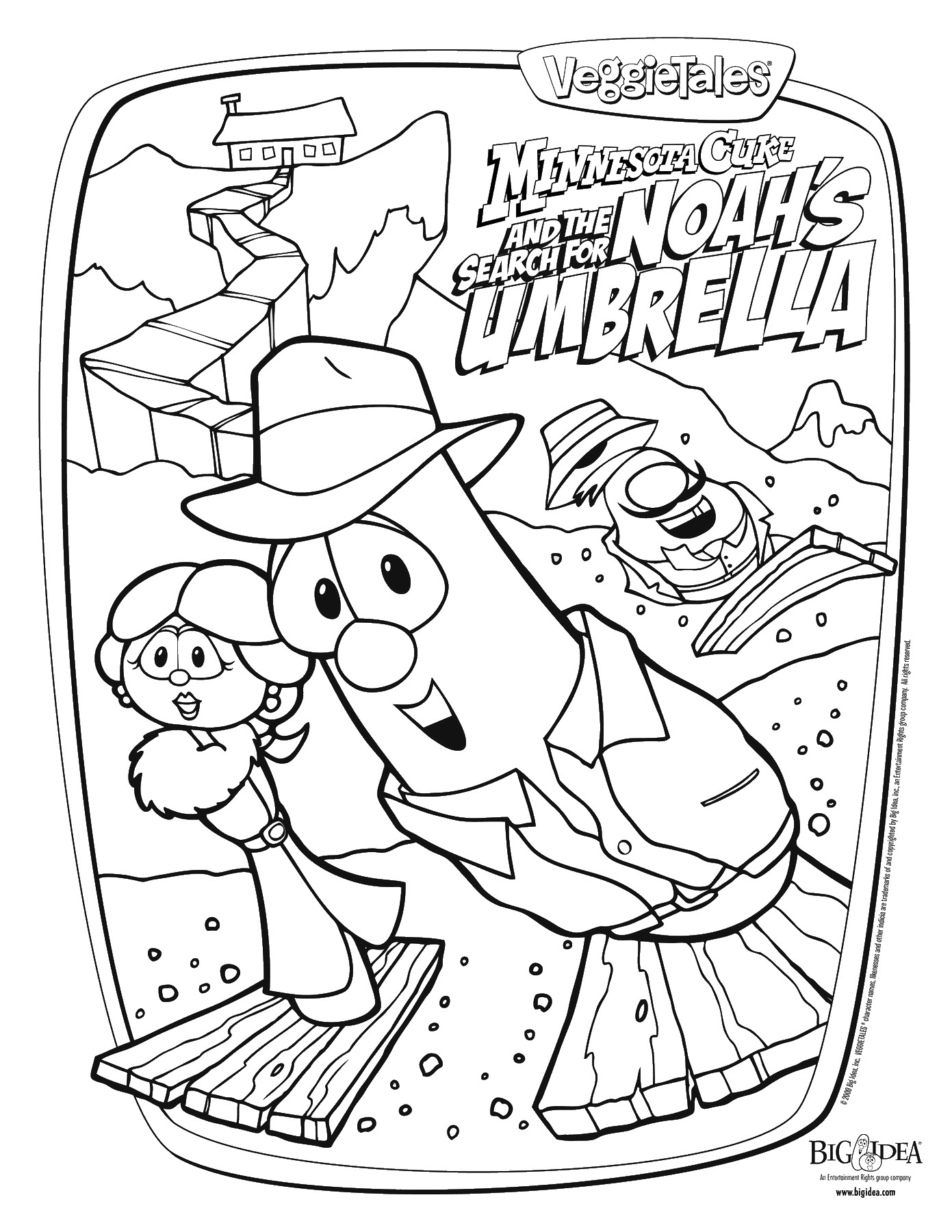 veggietales coloring pages free printable veggie tales coloring pages for kids pages veggietales coloring