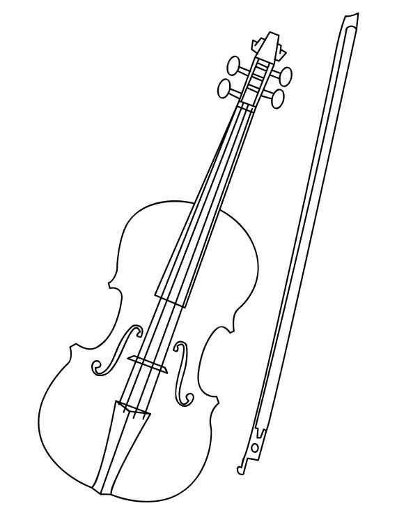 violin outline drawing how to draw a violin and bow step by step drawing tutorials drawing violin outline