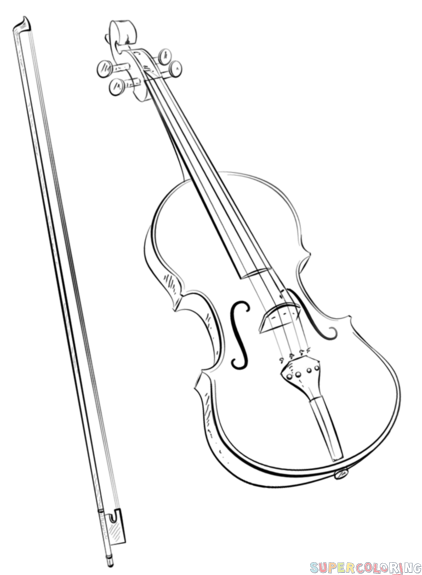 violin outline drawing isolated violin outline isolated outline of a violin outline drawing violin