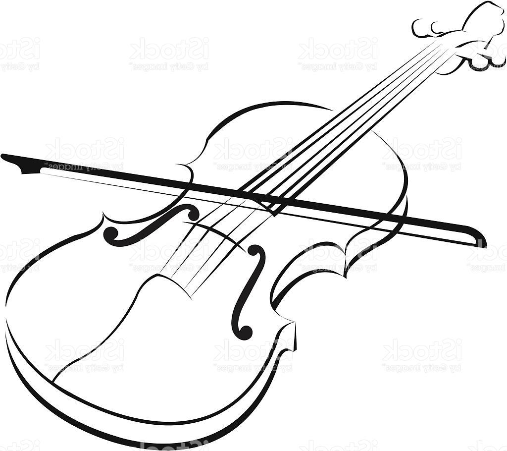 violin outline drawing violin icon outline isometric style stock vector drawing outline violin