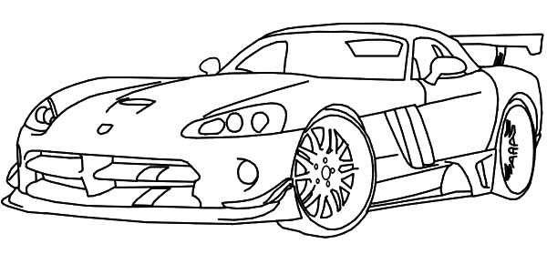 viper car coloring pages dodge car viper acr x coloring pages coloring sky car pages viper coloring