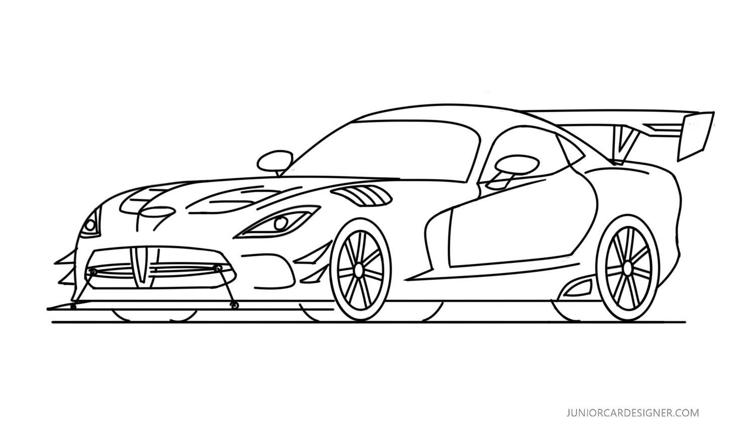 viper car coloring pages dodge race car viper coloring pages coloring sky car viper pages coloring
