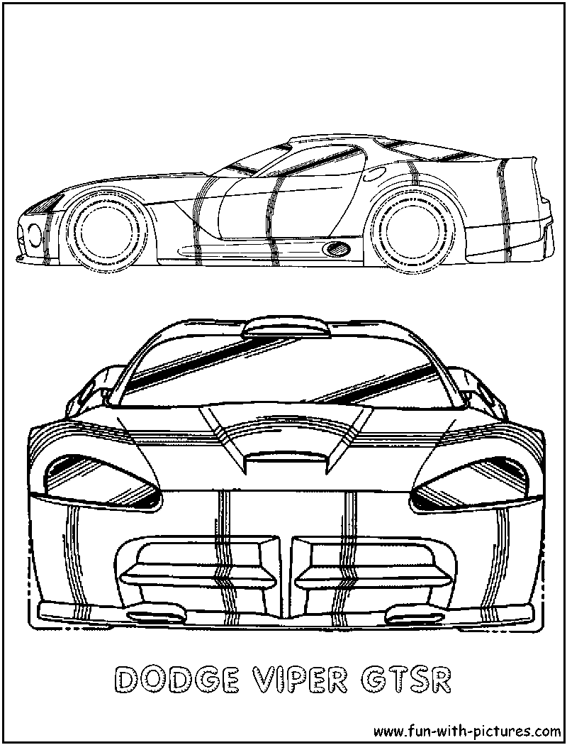 viper car coloring pages dodge race car viper coloring pages coloring sky coloring viper car pages