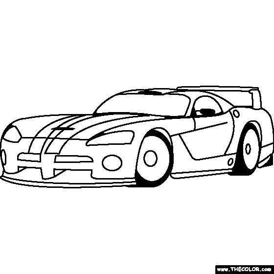 viper car coloring pages sports car dodge viper coloring pages printable viper coloring pages car