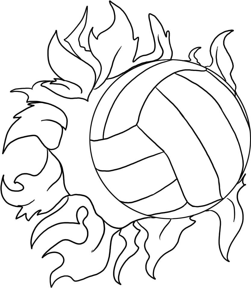 volleyball coloring pages printable printable volleyball coloring pages for kids cool2bkids pages coloring volleyball printable