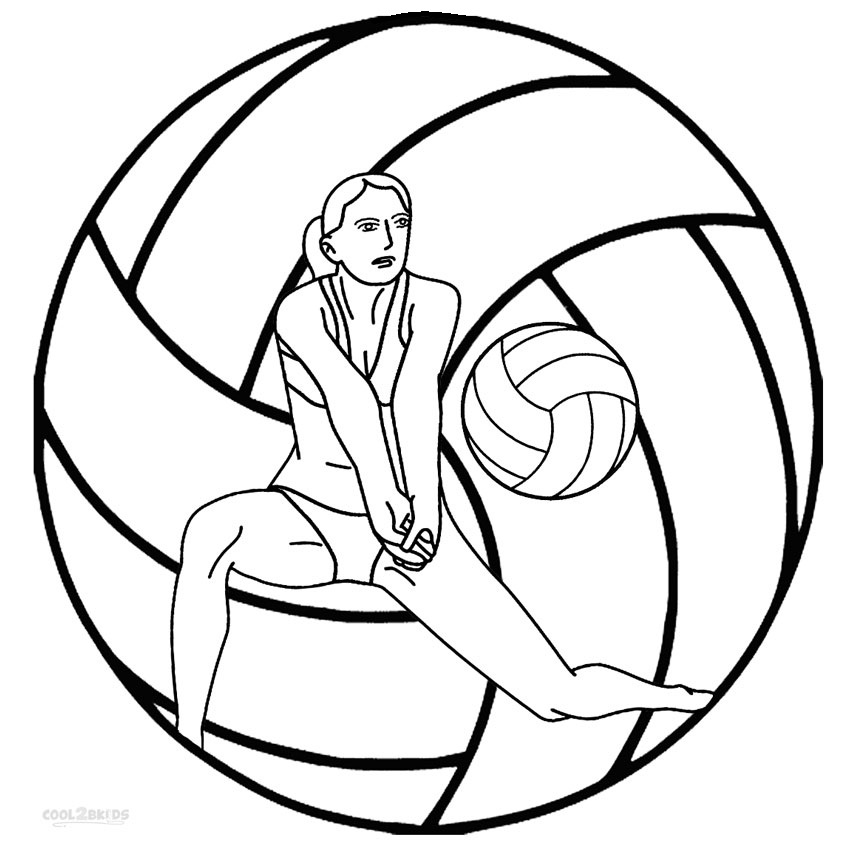 volleyball coloring pages printable printable volleyball coloring pages for kids cool2bkids printable pages volleyball coloring