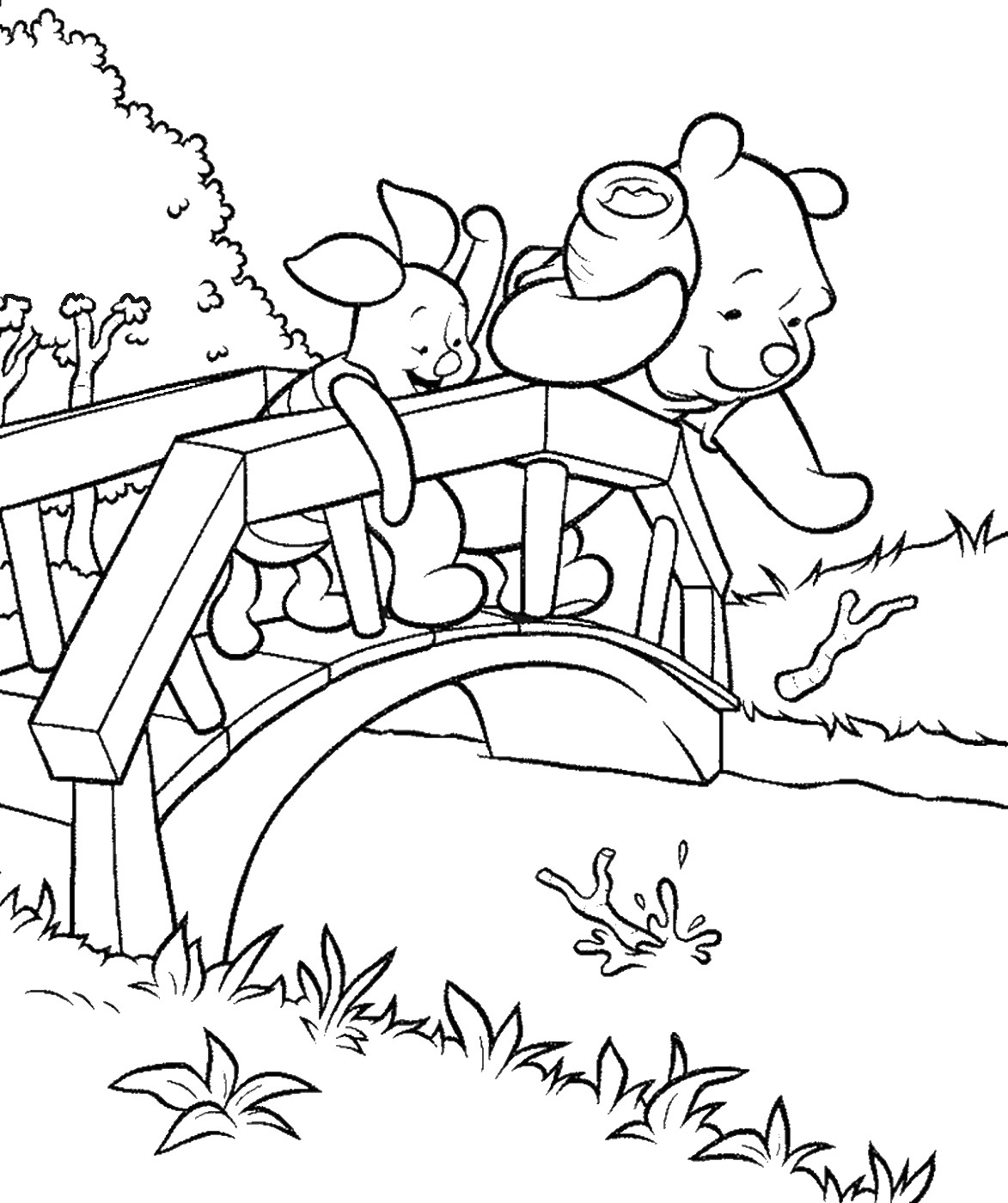 winnie the pooh pictures to color 19 new baby pooh winnie color to pooh pictures the
