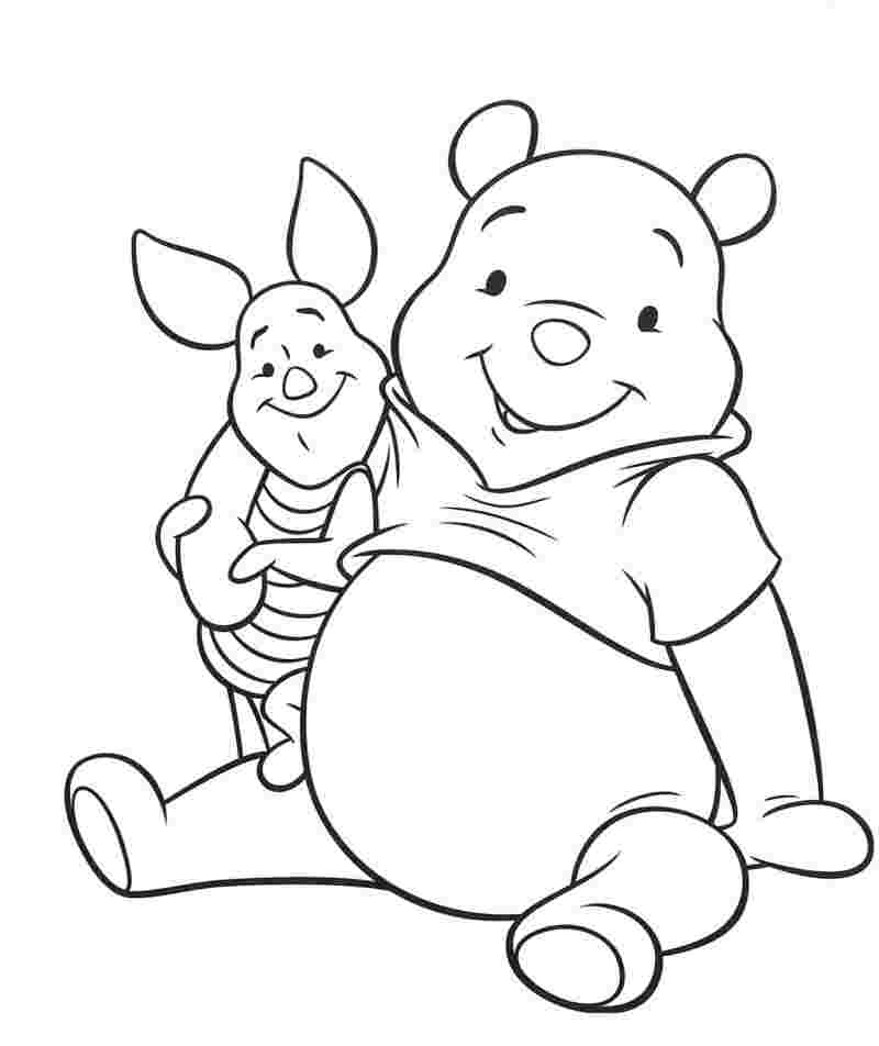 winnie the pooh pictures to color free printable winnie the pooh coloring pages for kids color pooh the to pictures winnie