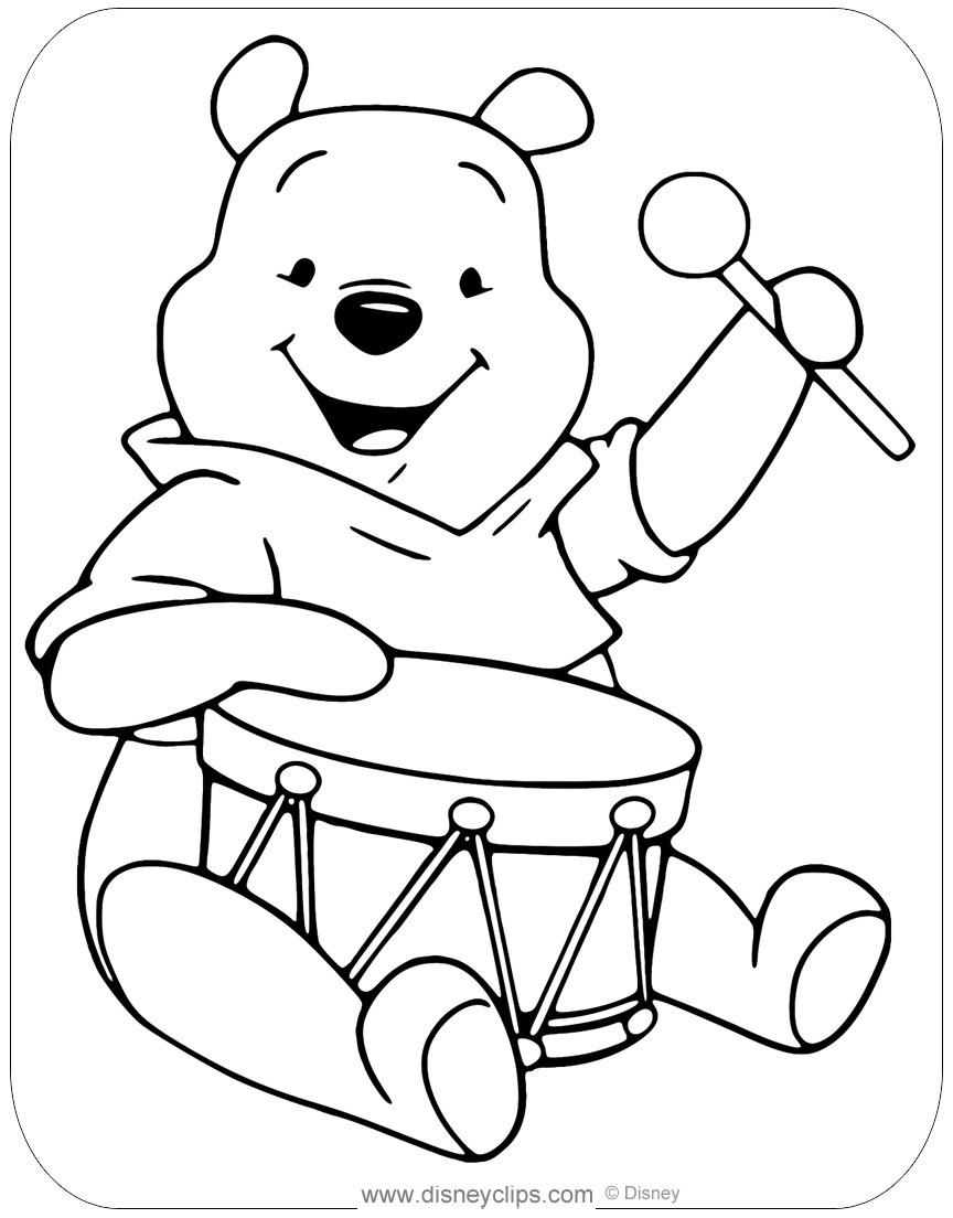 winnie the pooh pictures to color pooh bear pictures free free download on clipartmag color to pictures pooh winnie the