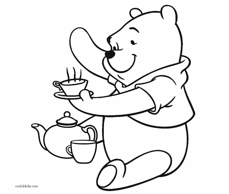 winnie the pooh pictures to color winnie the pooh mixed group coloring pages 2 disneyclipscom winnie pooh the pictures to color