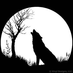 wolf howling at the moon drawing how to draw a wolf howling youtube step by step wolf at drawing the moon howling