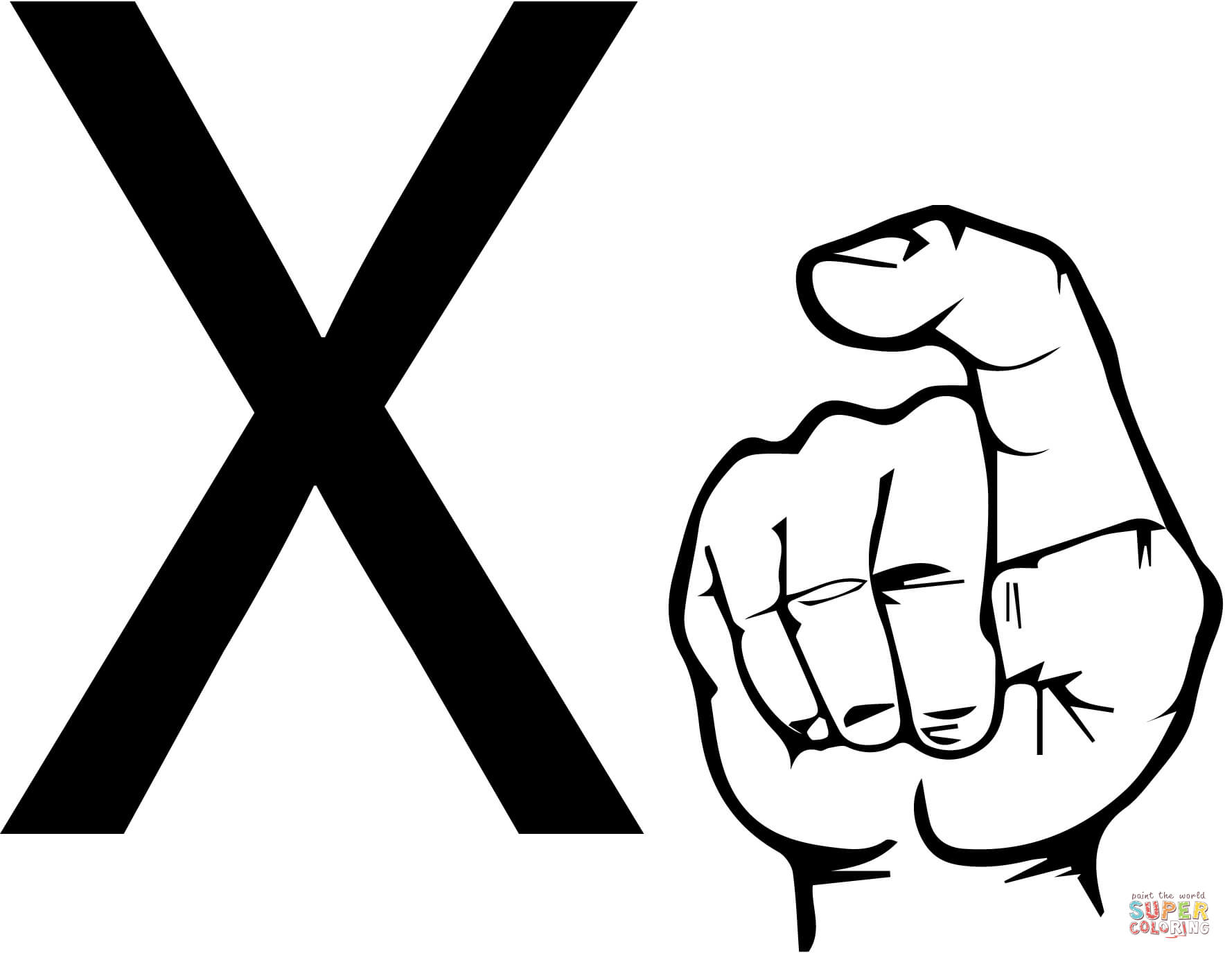 x coloring sheet coloring pages x free download on clipartmag coloring sheet x