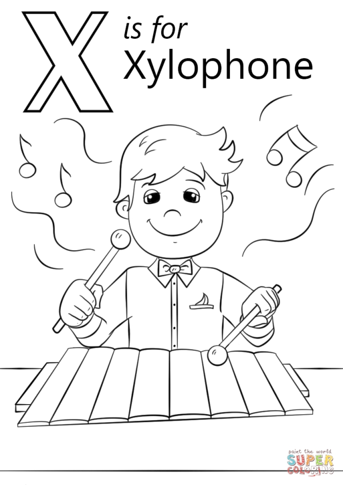 x coloring sheet letter x coloring page twisty noodle sheet x coloring