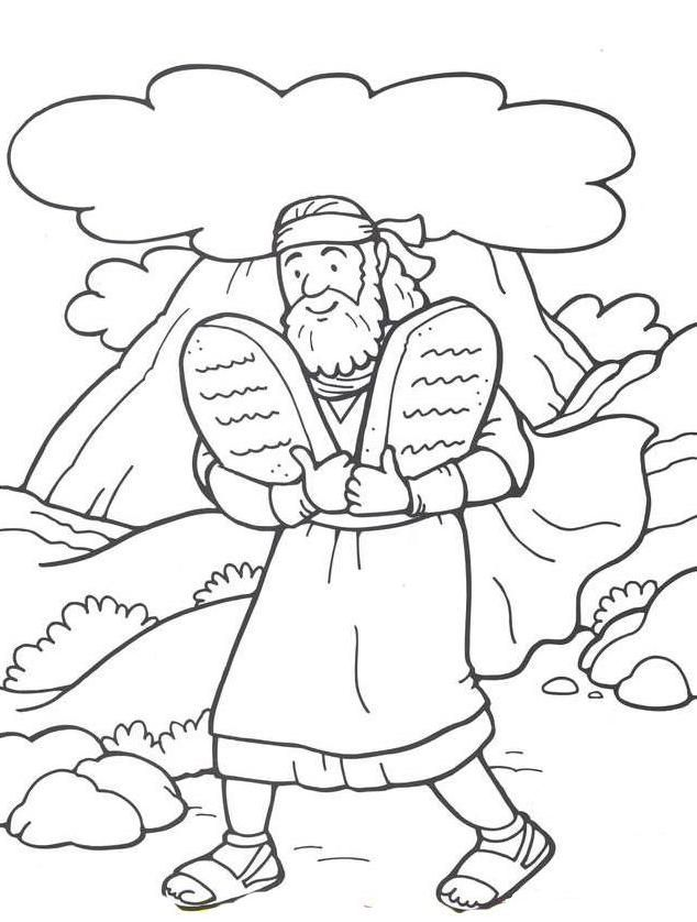 10 commandment coloring sheets 48 moses and the 10 commandments bible coloring pages sheets commandment 10 coloring