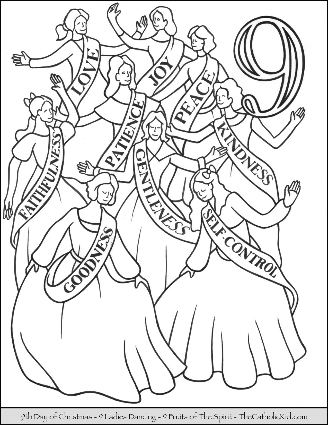 12 days of christmas coloring pages 12 best 12 days of christmas coloring pages for kids coloring days pages 12 christmas of
