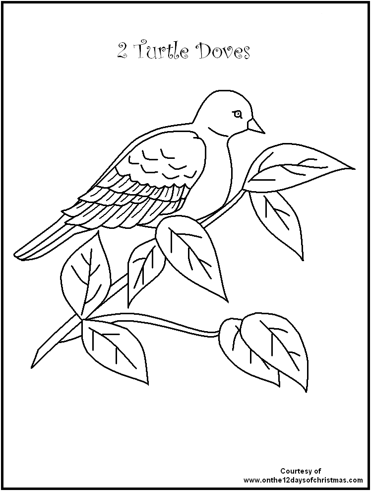 12 days of christmas coloring pages 12 days of christmas coloring sheets tpt christmas coloring pages of days 12
