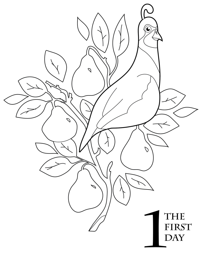 12 days of christmas coloring pages ninth day of christmas ladies dancing coloring page 12 coloring 12 of days pages christmas