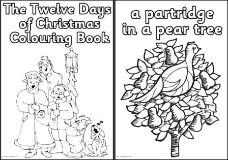 12 days of christmas coloring pages twelve days of christmas coloring pages coloring home of christmas pages coloring days 12