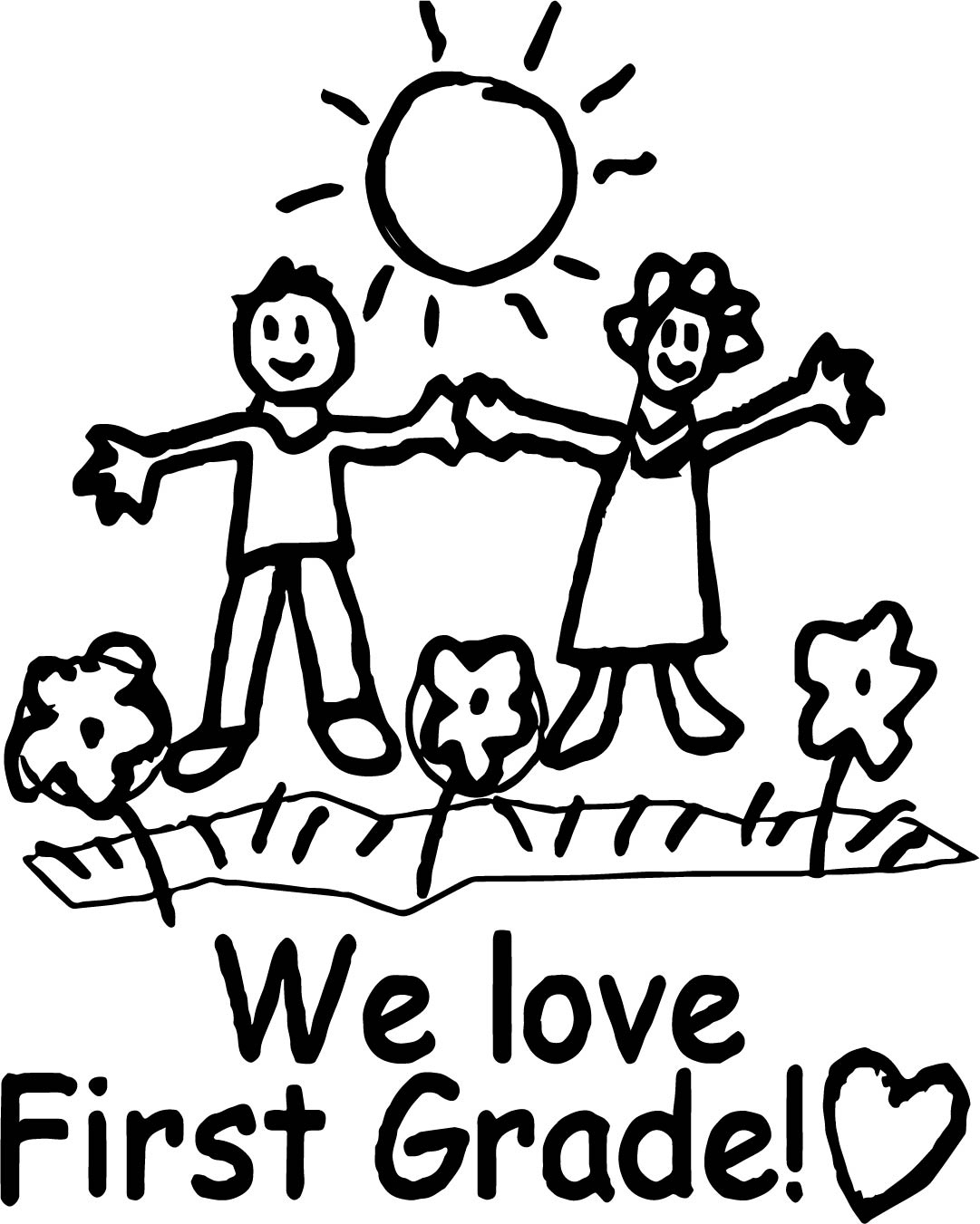 1st grade coloring pages welcome to first grade coloring page coloring pages pages coloring 1st grade