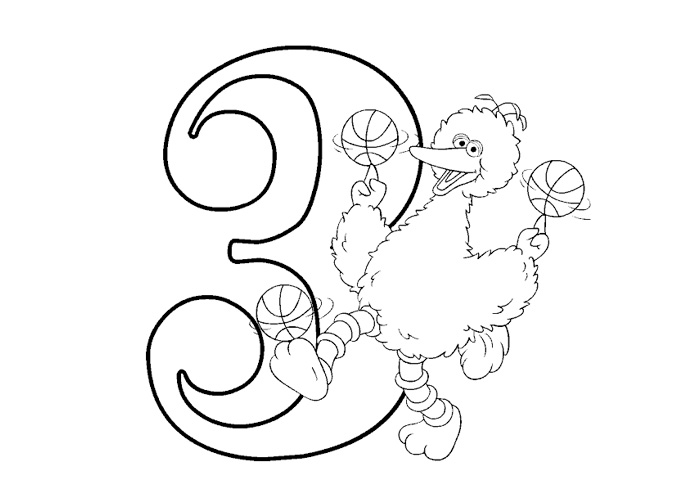 3 coloring sheet fileclassic alphabet numbers 3 at coloring pages for kids 3 sheet coloring