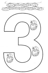 3 coloring sheet printable number three outline coloring page sheet 3 coloring