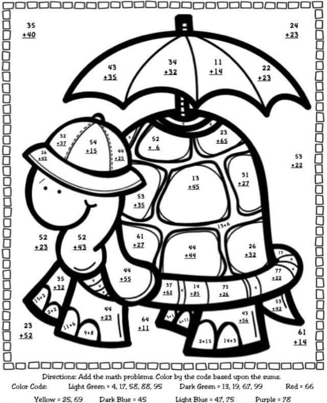 8th grade math coloring worksheets 54 best coloring pages color by code images on pinterest math worksheets coloring 8th grade