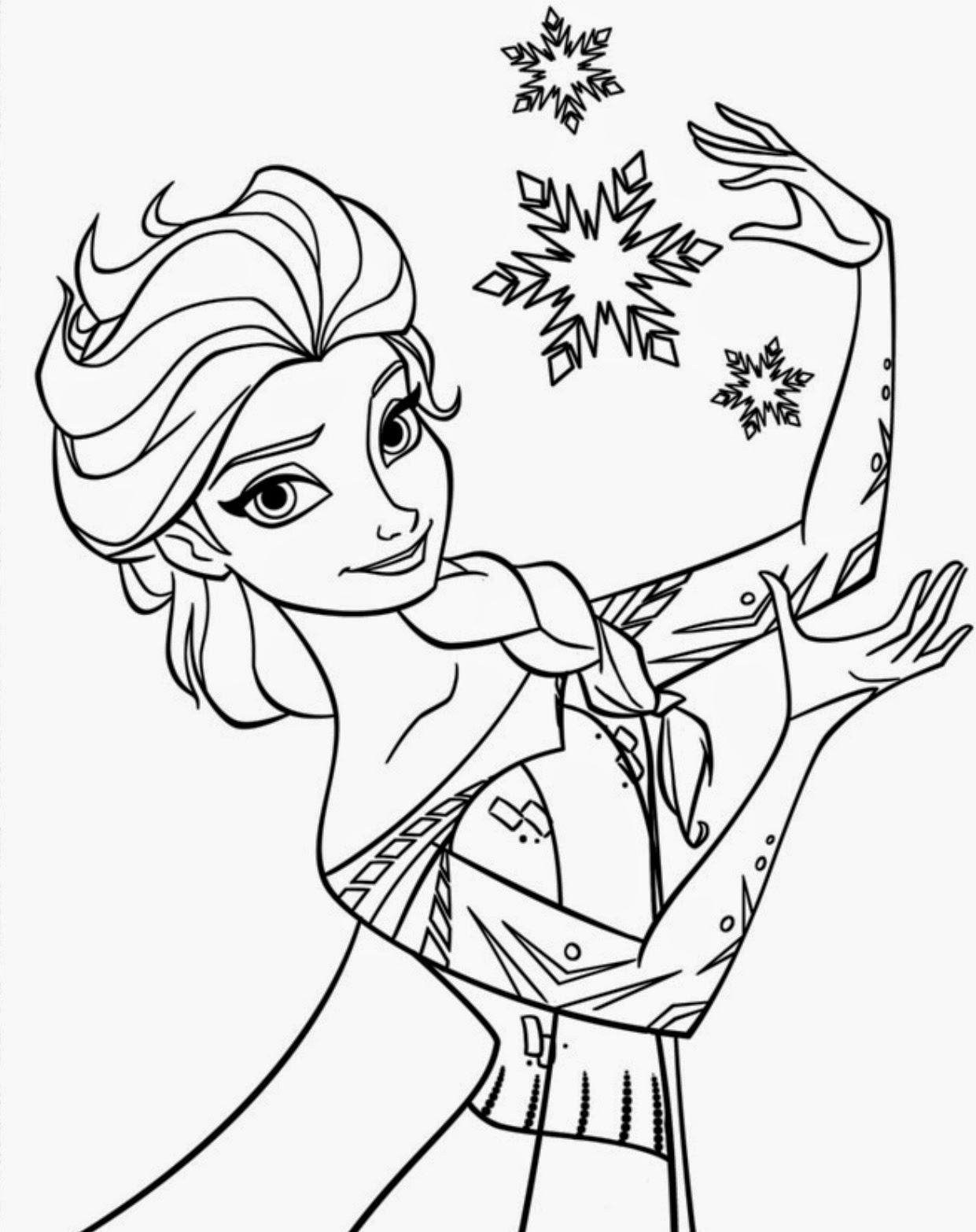 a coloring picture of frozen 15 beautiful disney frozen coloring pages free instant picture a of frozen coloring