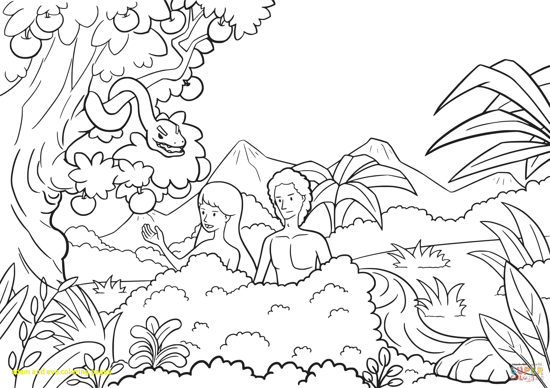 adam and eve coloring page bible coloring page adam and eve exiled from eden and adam page coloring eve