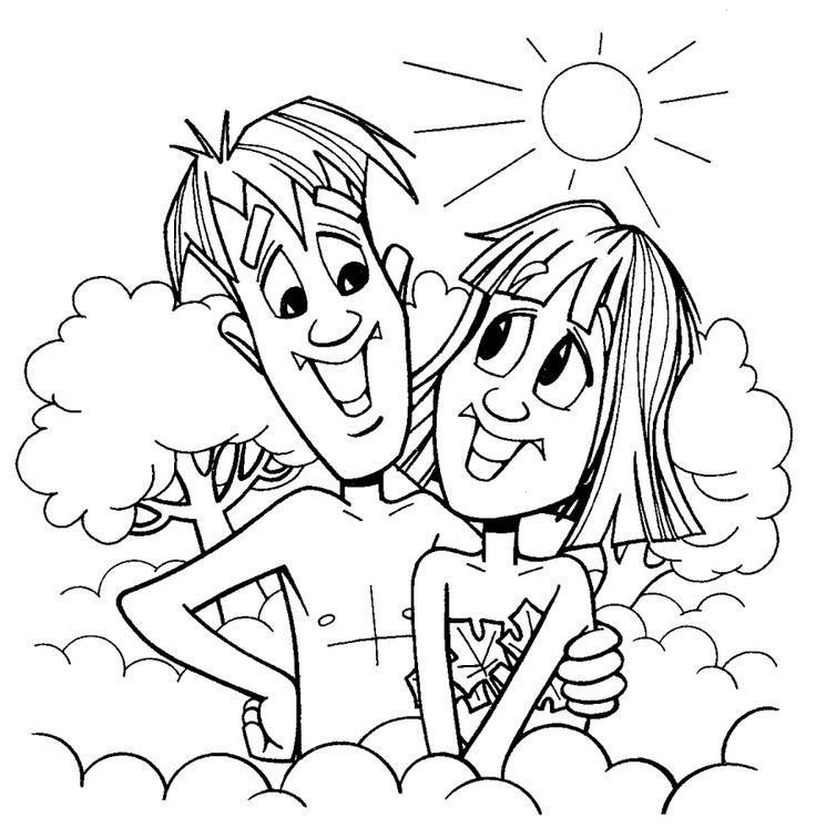 adam and eve coloring page free printable adam and eve coloring pages for kids best adam and coloring eve page