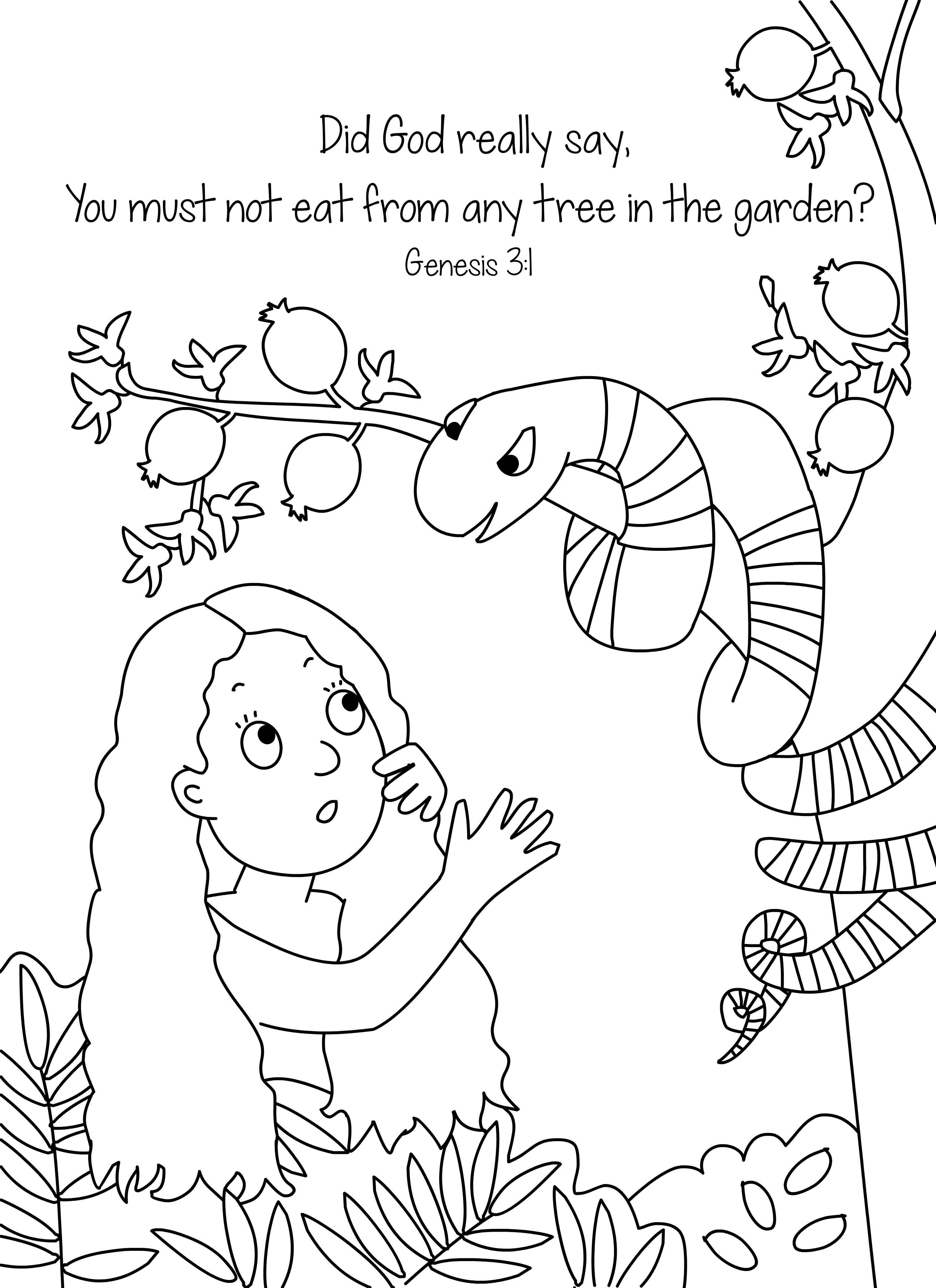 adam and eve coloring page free printable adam and eve coloring pages for kids best adam page coloring and eve