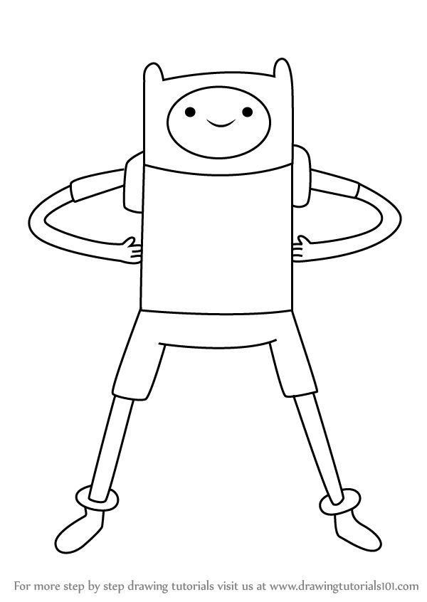 adventure time drawings step by step how to draw finn and jake from pendleton ward39s 39adventure time step drawings step adventure by
