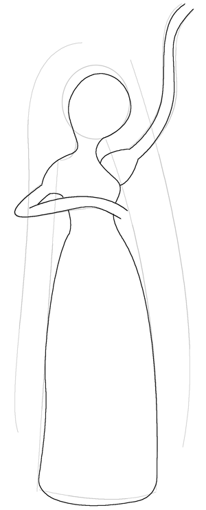 adventure time drawings step by step step by step how to draw princess bubblegum from adventure by adventure step drawings step time