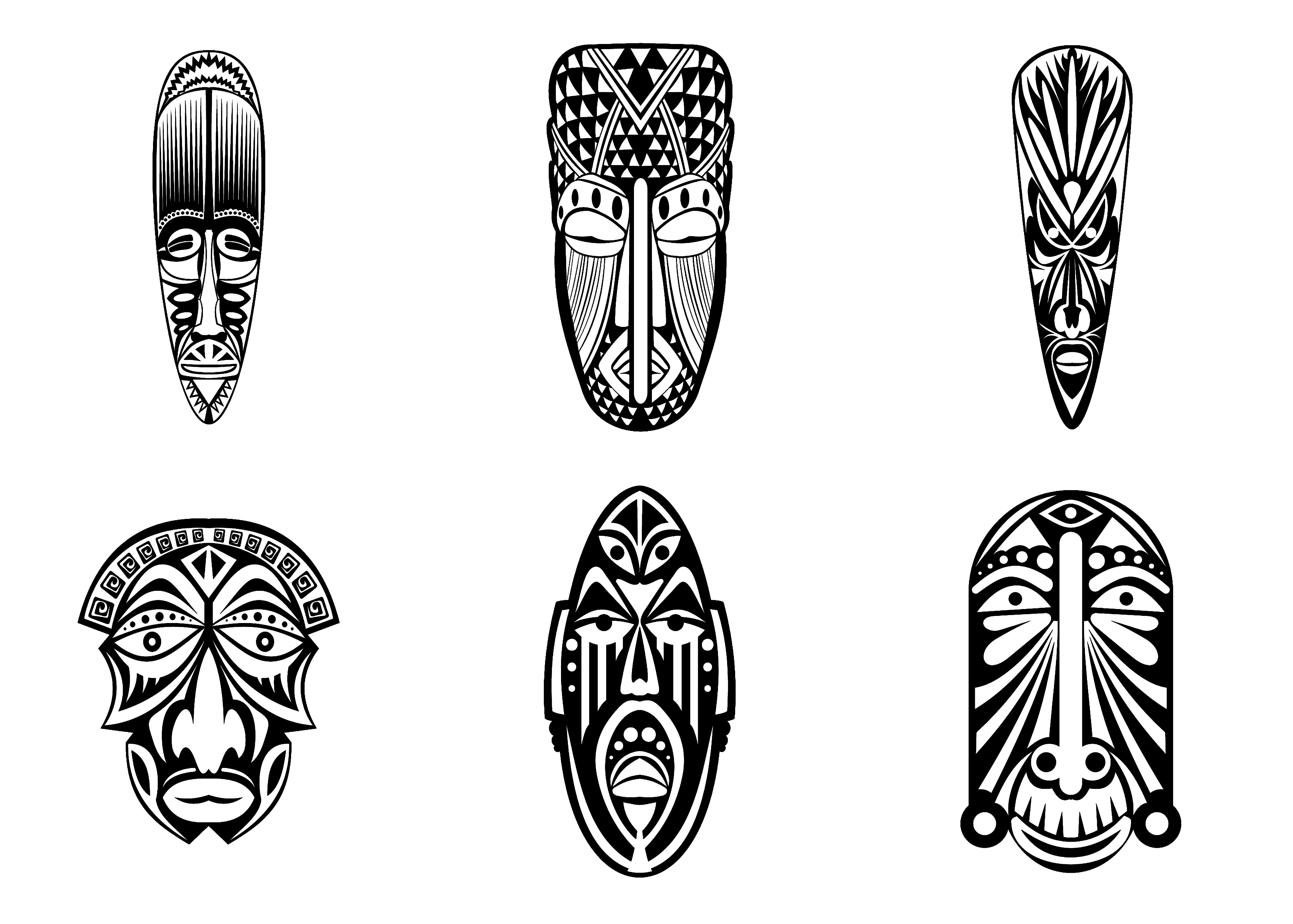 african mask coloring sheets 12 african masks africa adult coloring pages mask african coloring sheets