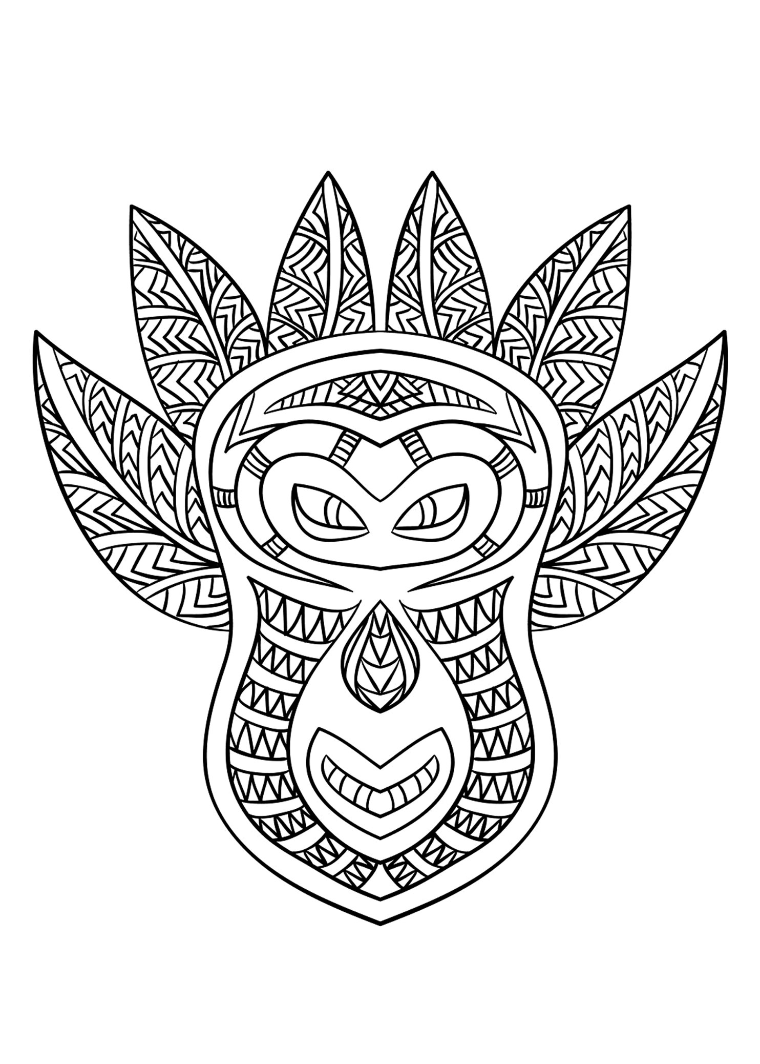 african mask coloring sheets african mask coloring page coloring home sheets african mask coloring