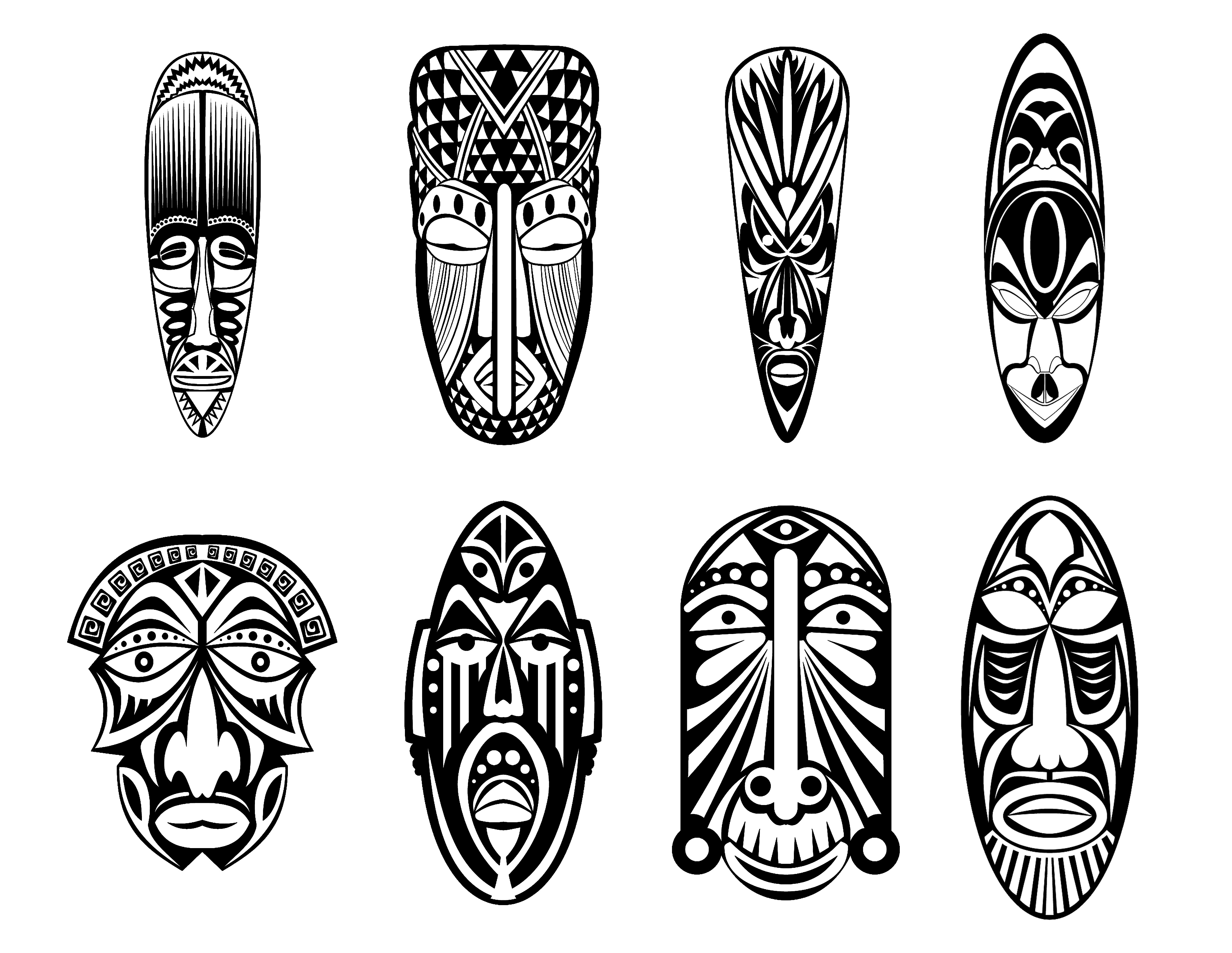 african mask coloring sheets coloring pages african mask countries gt africa free african coloring mask sheets