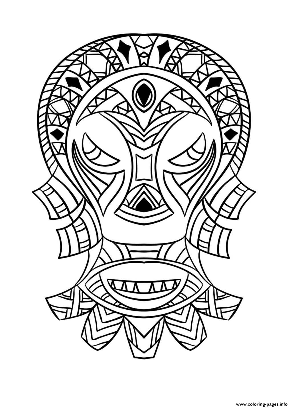 african mask coloring sheets free coloring page coloring adult africa mask african sheets coloring african mask