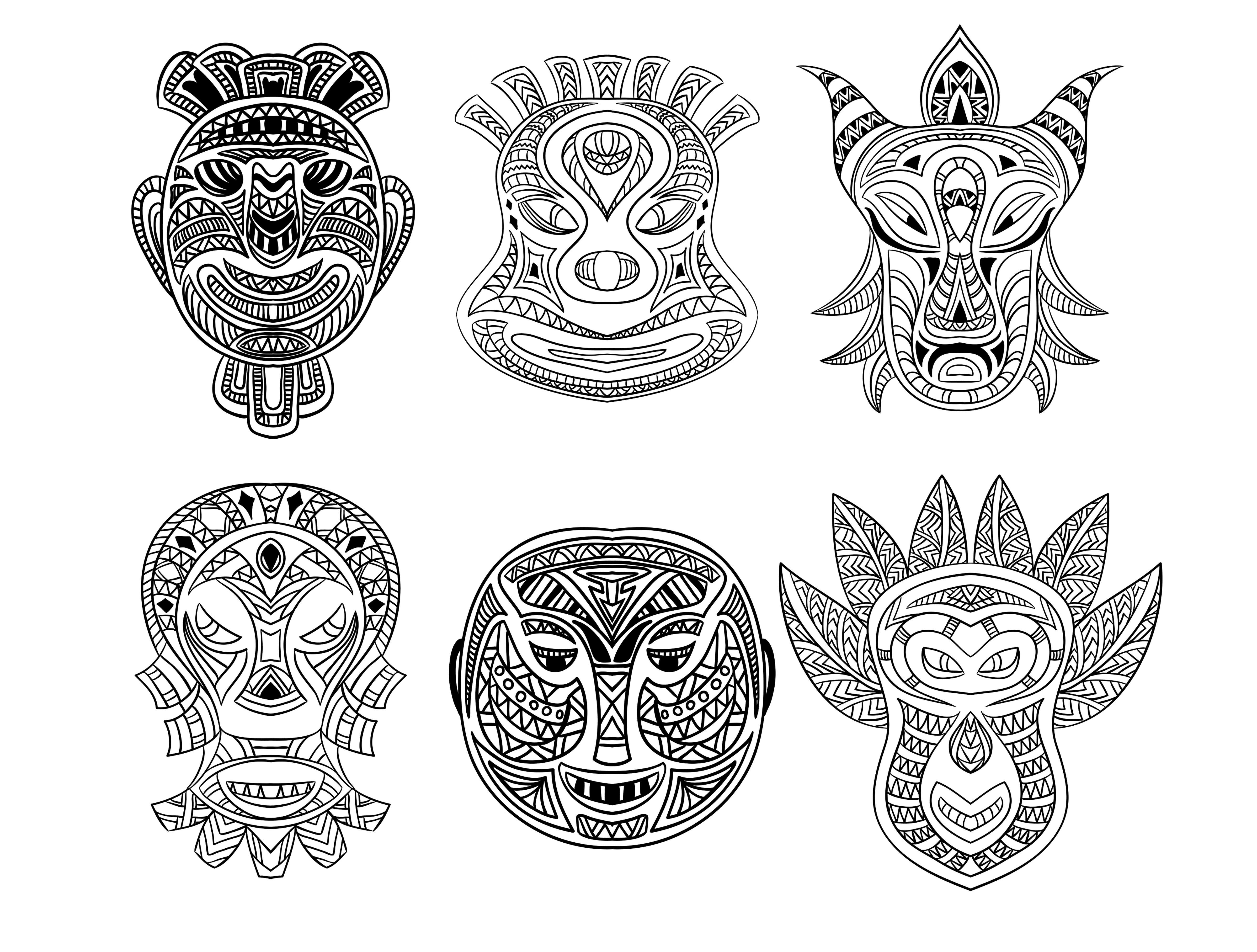 african mask coloring sheets zulu african masks coloring pages coloring pages african sheets mask coloring
