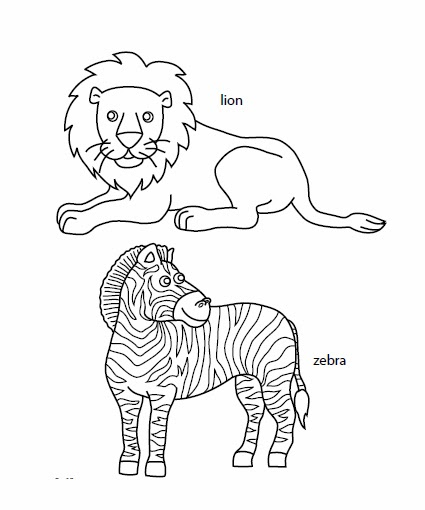 african savanna coloring pages 9 pics of african savanna landscape coloring pages african coloring savanna pages