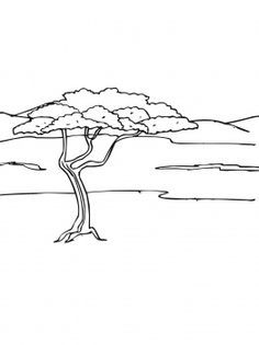 african savanna coloring pages download savannah coloring for free designlooter 2020 savanna coloring african pages