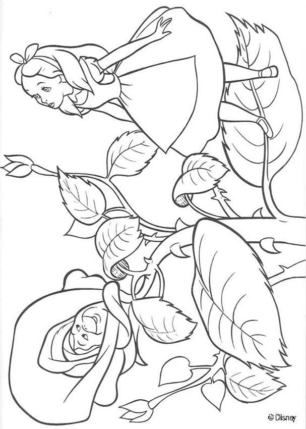 alice in wonderland coloring pages alice in wonderland coloring pages pages in coloring wonderland alice