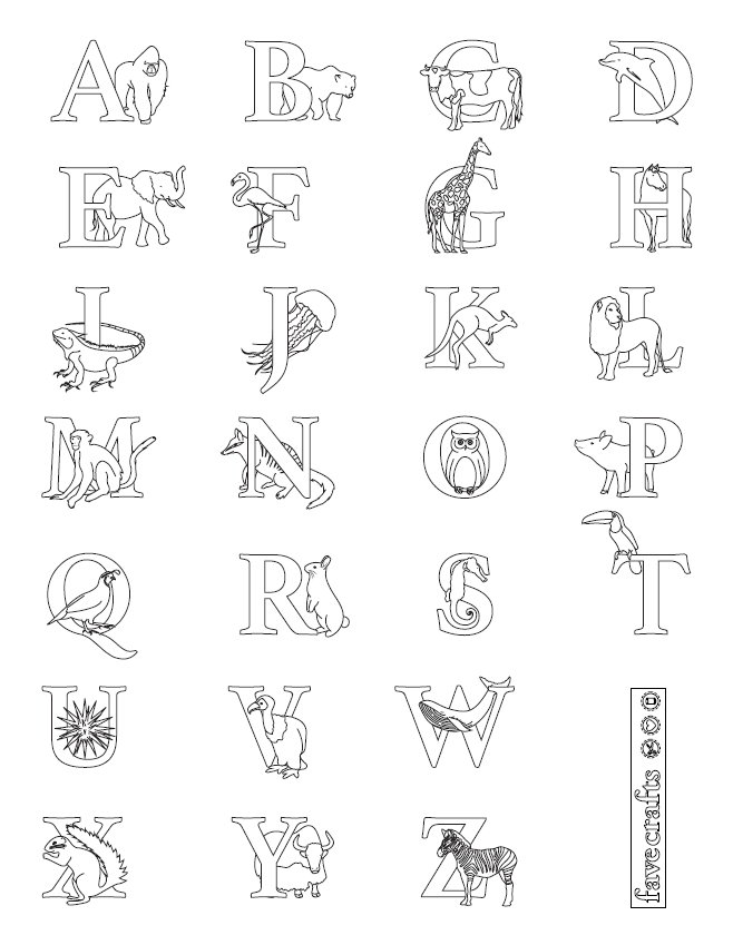 alphabet for coloring pdf coloring pages alphabet coloring pages printable abc pdf alphabet coloring for