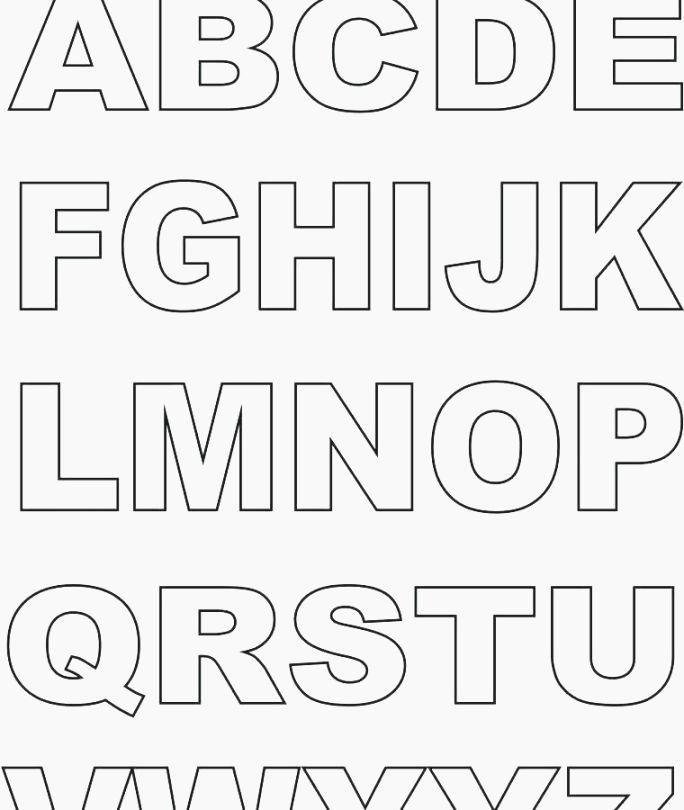 alphabet for coloring pdf whole alphabet coloring pages free printable coloring home coloring pdf for alphabet