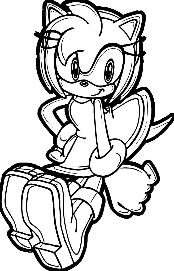 amy rose coloring pages amy rose hi coloring wecoloringpagecom coloring pages rose amy