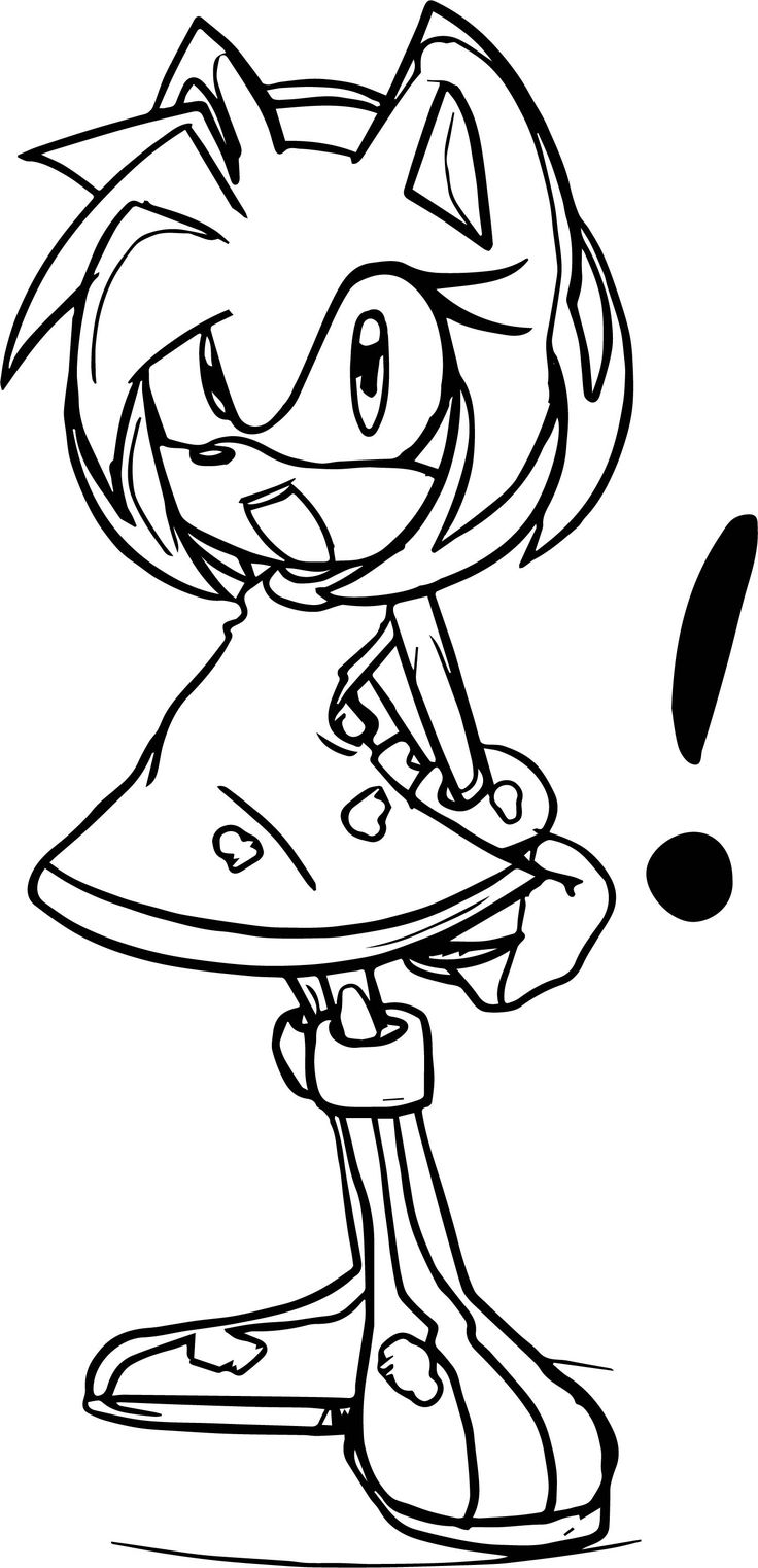 amy rose coloring pages awesome amy rose muck coloring page coloring pages pages coloring amy rose